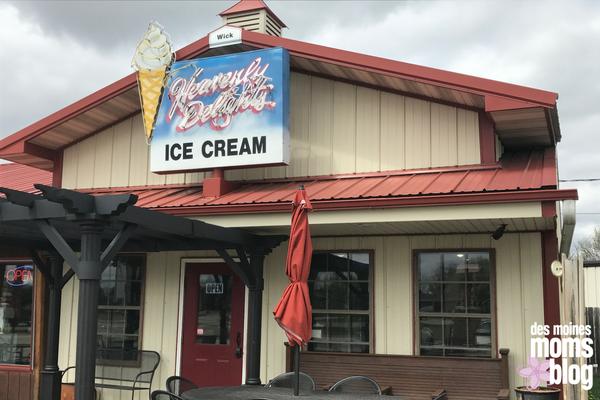 Heavenly Delights Ice Cream Grimes