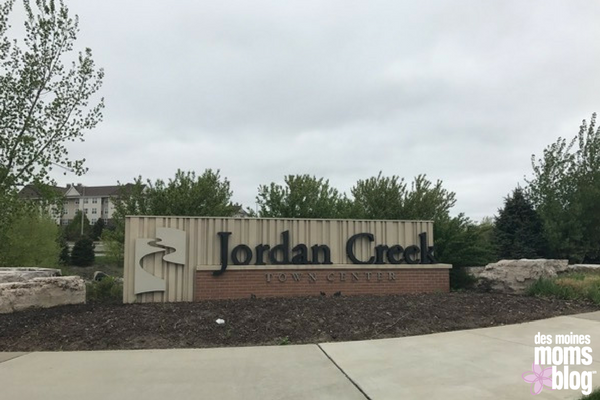 Jordan Creek Town Center West Des Moines