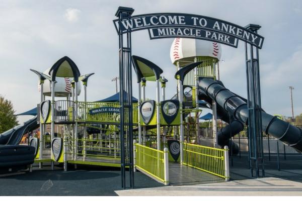 Miracle Park Ankeny Iowa