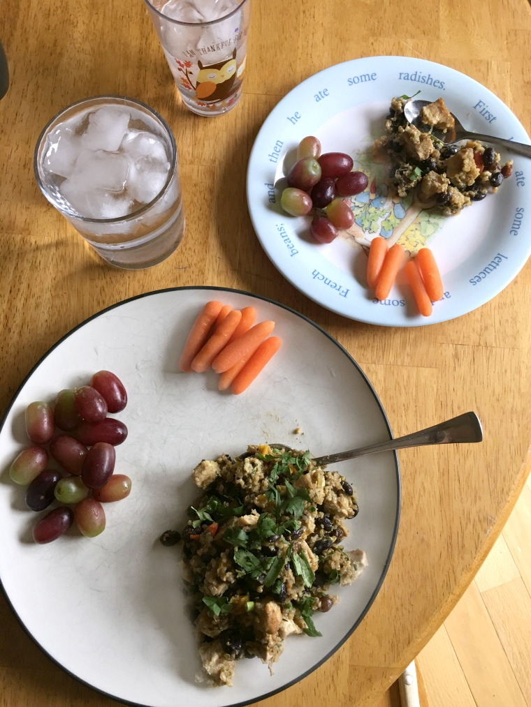 Mommy and Me Lunch Ideas