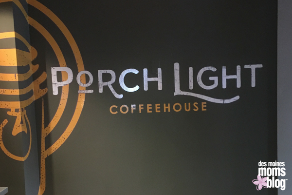Porch Light Coffeehouse Ankeny Iowa