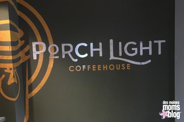 Porch Light Coffeehouse Ankeny Iowa