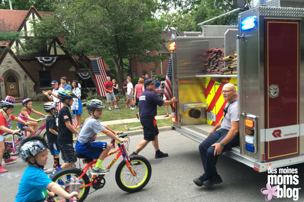 Waterbury Neighborhood 4th of July Parade