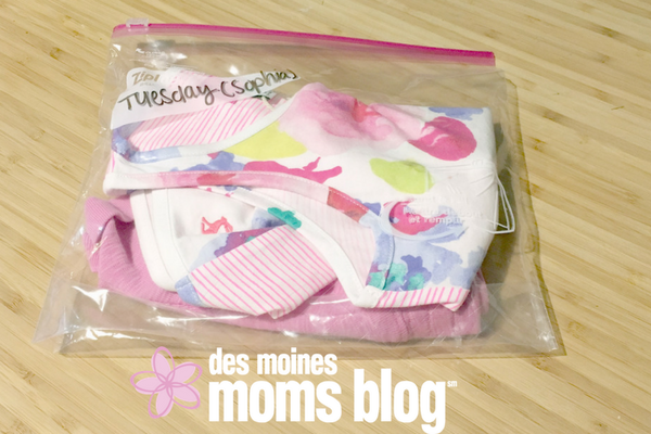 packing tricks | Des Moines Moms Blog