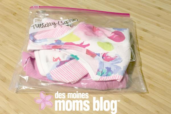 packing tricks | Des Moines Moms Blog