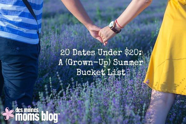 20 Date ideas adult bucket list