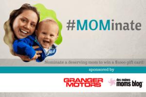 #mominate