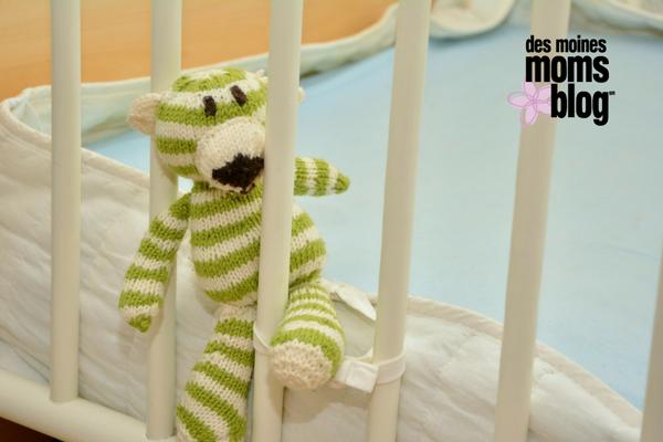 sorry baby no crib