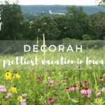 Decorah: The Most Beautiful Vacation Spot in Iowa