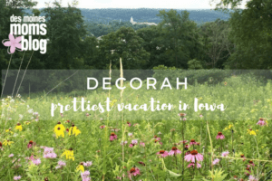 Decorah prettiest vacation in Iowa