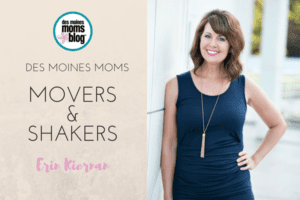 Erin Kiernan DMMB movers shakers