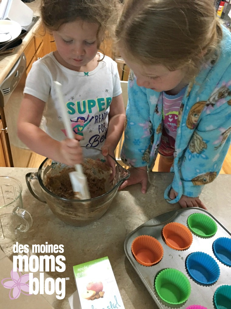 How to Bake with Children