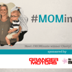 Granger Motors #Mominate Winner: Cheryl Ryan