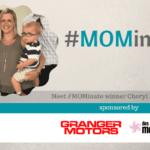 Granger Motors #Mominate Winner: Cheryl Ryan