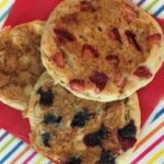 Back to School Breakfast- Healthy Pancakes to Grab and Go