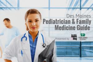 Des Moines Pediatrician