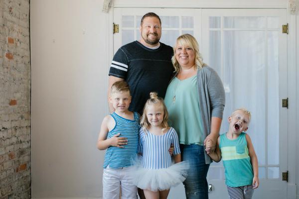 Emily Butterworth Family