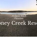 An Iowa Beach Vacation: Honey Creek Resort