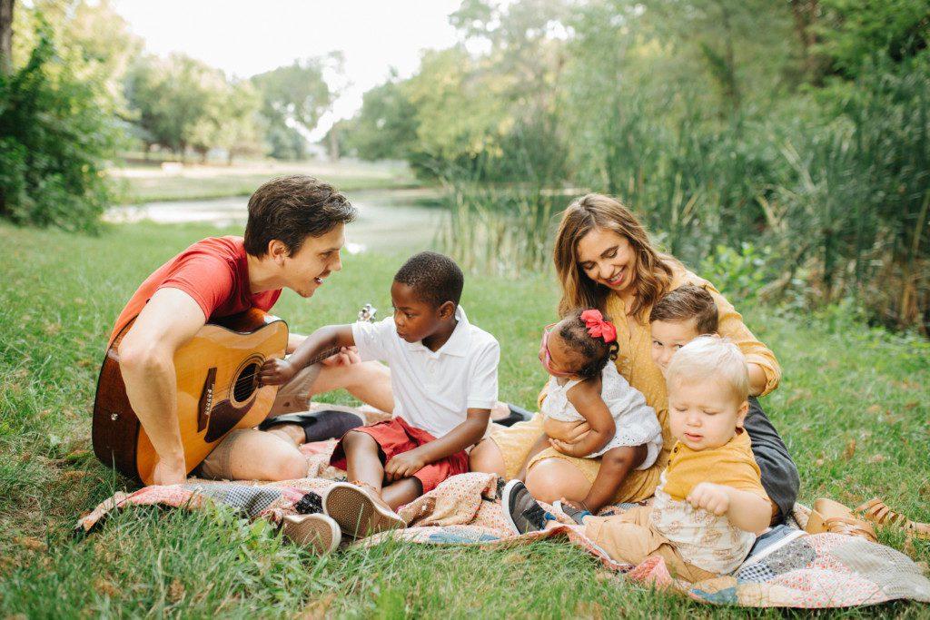 Kayla Craig family Des Moines