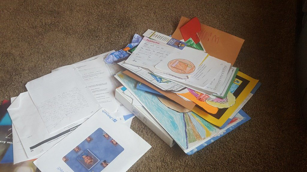 saving kids school work des moines moms blog