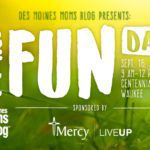 5 Reasons We're Excited for DMMB's Family Fun Day!