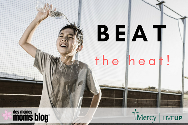 Heat Exhaustion Symptoms Mercy