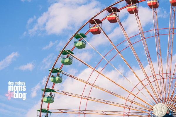 Iowa State Fair tips for families