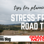 Road Trips Made Easy: Six Tips for Stress-Free Travels