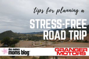 Road Trip tips Granger Motors