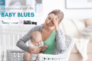 baby blues postpartum depression