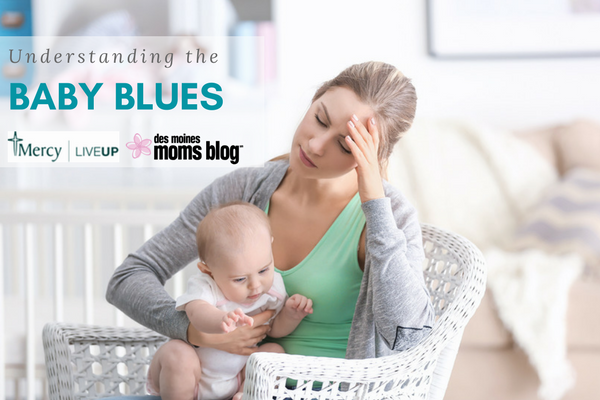 baby blues postpartum depression