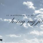 It Happened to Me: Losing My Job