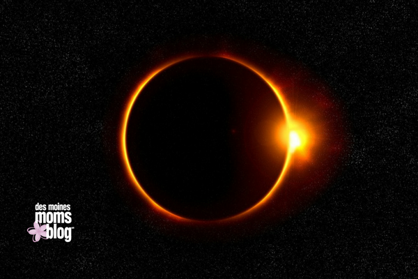 solar eclipse tips with kids