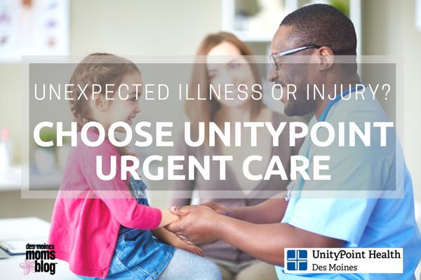 unitypoint urgent care