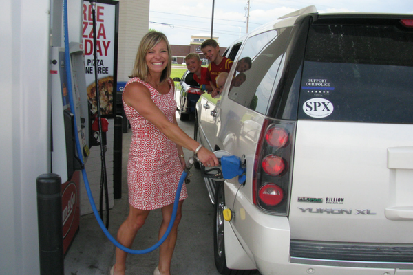E15 ethanol gas Iowa Renewable Fuel Association