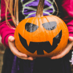 Healthy Halloween Treats + Teal Pumpkin Project 2018