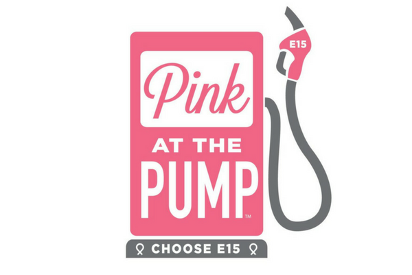 pink at the pump e15 ethanol iowa renewable fuels association