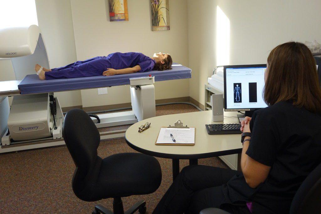 body composition Des Moines University Clinic