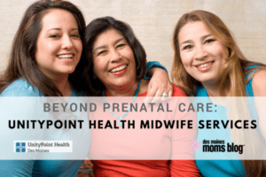 beyond prenatal care midwife services