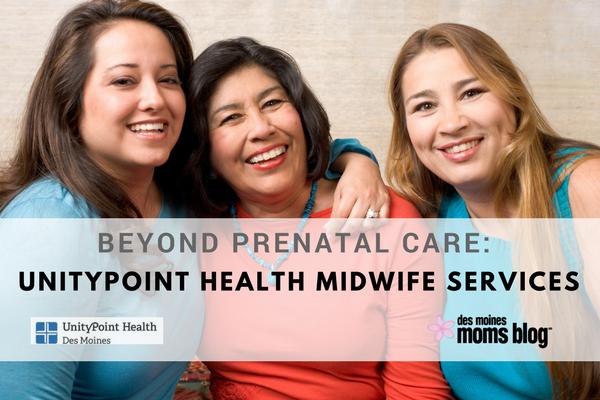beyond prenatal care midwife services