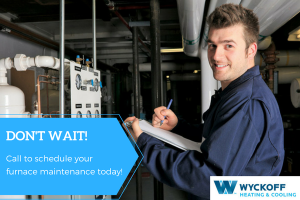 wyckoff heating and cooling hvac check up