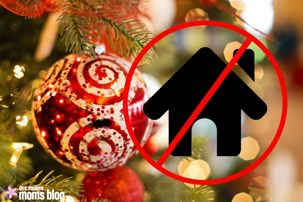 NOT Home For The Holidays -Setting Healthy Boundaries