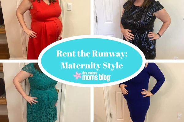 Rent the Runway Maternity Style