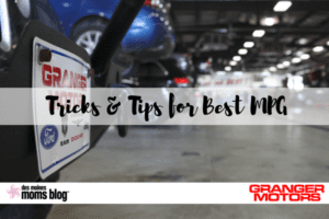 Granger Motors best gas mileage Tips Des Moines Moms blog