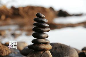 finding balance motherhood
