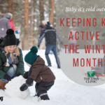 Keeping Kids Active in the Winter Months