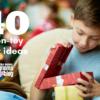 40 non toy gift ideas