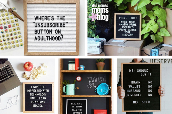 favorite letter boards technology
