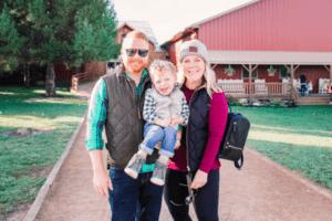 Liz Smith Family