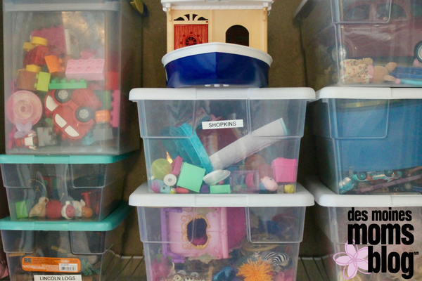 toy storage and organization tips